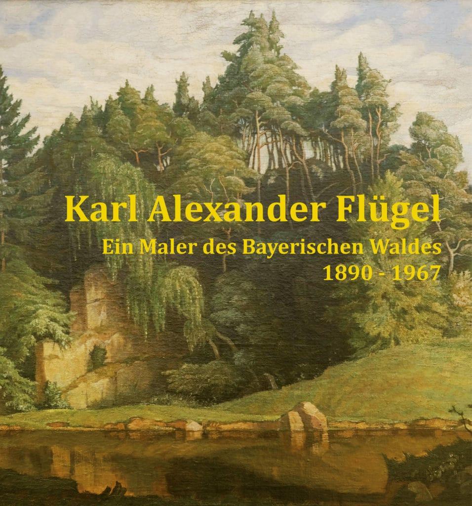 Cover Museumskatalog Alexander Flügl