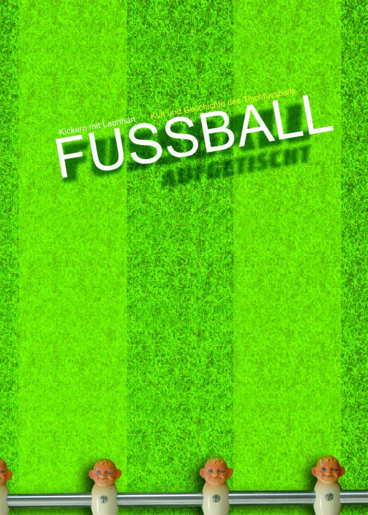Cover Fußball aufgetischt Museumsheft