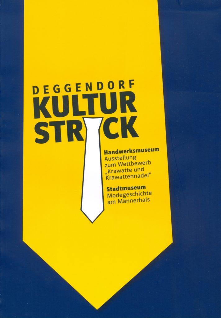 Cover Kulturstrick Museumsheft
