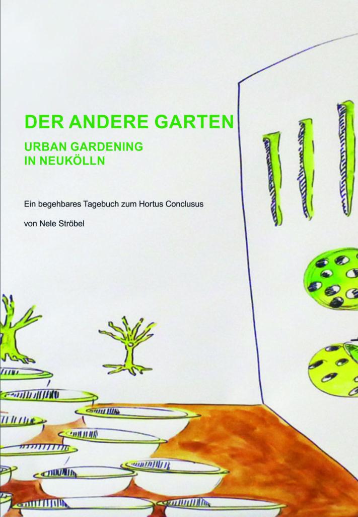 Cover Der andere Garten Museumskatalog