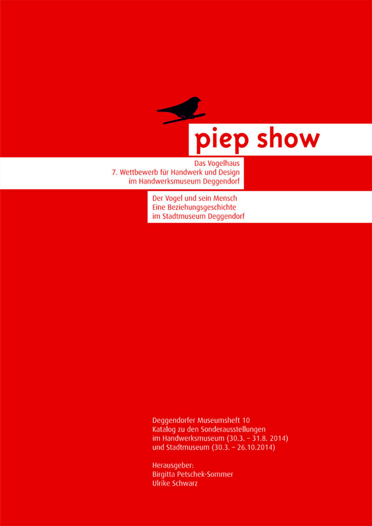 Cover Piepshow Museumsheft