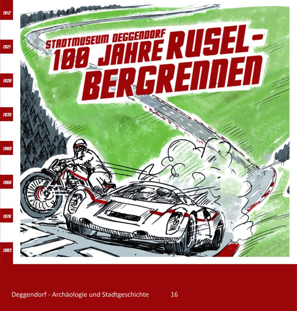 Cover 100 Jahre Ruselberg-Rennen Museumskatalog