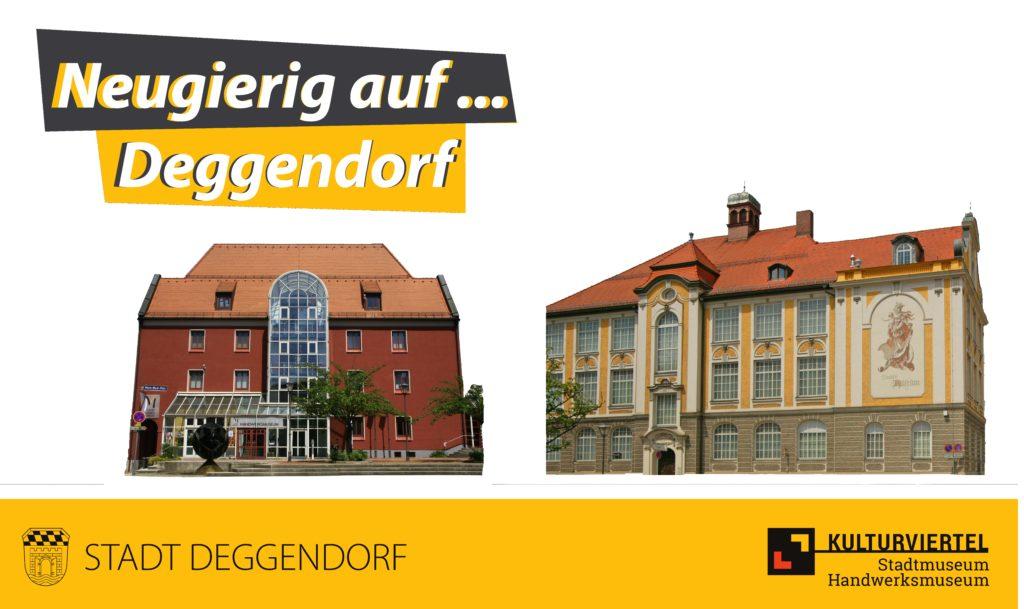 Neugierig auf Deggendorf: Ansichten des Stadtmuseums und Handwerksmuseums