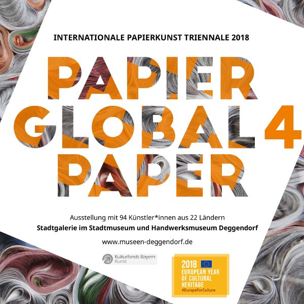 Cover Papier Global Museumskatalog