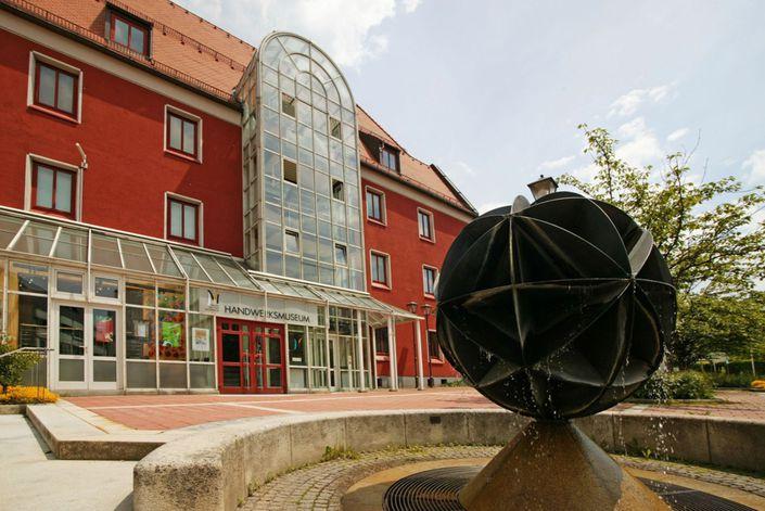 Außenansicht Handwerksmuseum Deggendorf