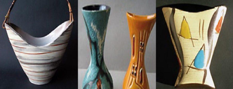 Keramik Geschirr gemustert Geschirr