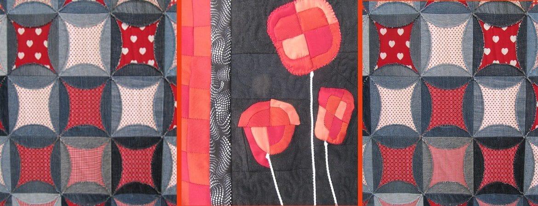 Textilie und Patchwork