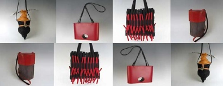 verschiedene Handtasche