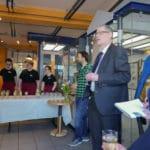 Eröffnung des Inklusionscafe bei der Auftaktveranstaltung im Handwerksmuseum Deggendorf