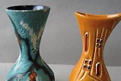 Keramik aus der Ausstellung