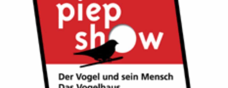 """Logo Kunstdünger: Piep Show - Wettbewerb """"Das Vogelhaus"""""""