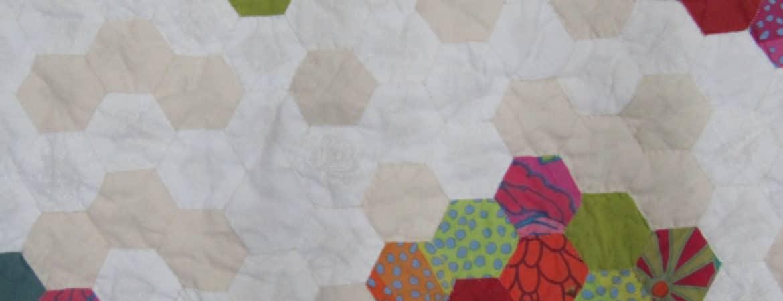 Textile Variationen Ausstellungsstück im Handwerksmuseum Deggendorf
