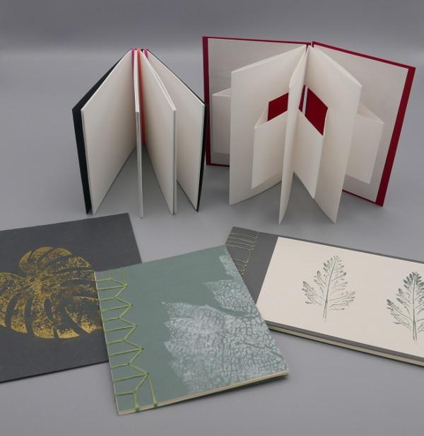 Mini-Bücher für