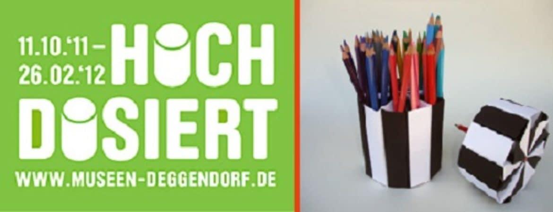 Origami für ein Bleistiftsbox
