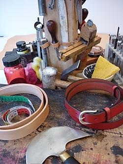 Benötigtes Wekzeug für den Workshop