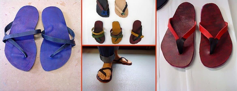 Verschiedene Flip-Flops