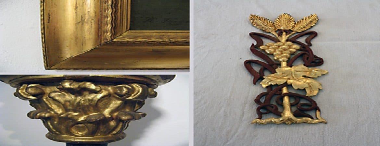 Schlag-metallen Kunstwerk